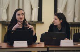 Tarptautinės studentų dienos proga studentai užėmė KTU vadovų kėdes